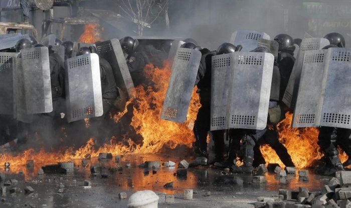 Откровение бывшего «Беркута»: нас хотели заставить убивать жителей Донбасса