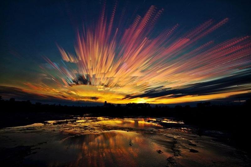 Smeared Skies 3 Размазанные небеса Мэтта Моллоя
