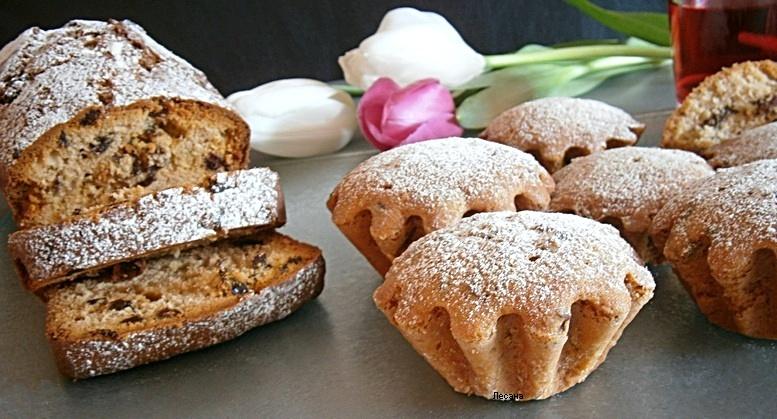 Столичные кексы: домашнее лакомство на «отлично»