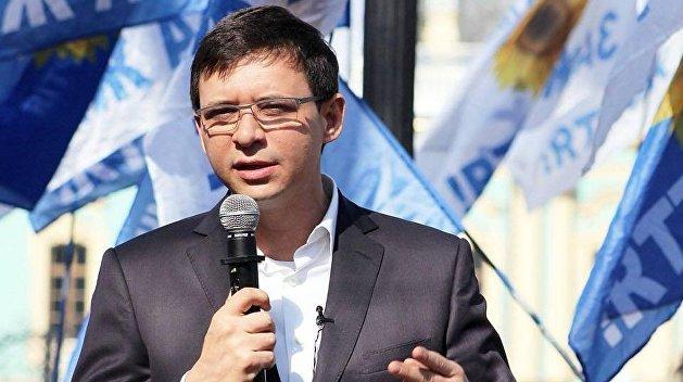 «Сам ты малорос». Украинский замминистра напал на Мураева в прямом эфире