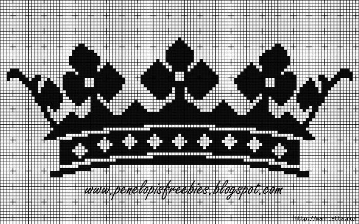 Винтажная вышивка. Схемы и идеи для вдохновения (73) (700x438, 319Kb)