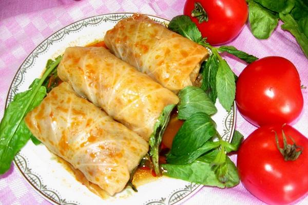 Голубцы: блюдо из капустных листьев, которое стоит готовить чаще