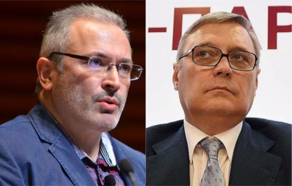 Обнародованы договоренности Ходорковского и Касьянова о финансировании ПАРНАСа