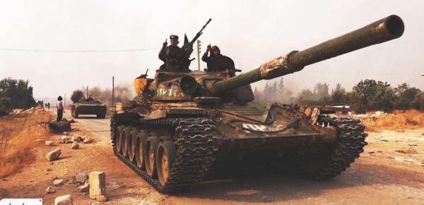 Танки «Аль-Каиды» концентрируется на границе Идлиба и Хамы, ВКС РФ ведут наблюдение