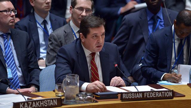 """""""Не смей оскорблять Россию!"""" Зампостпреда РФ при ООН отчитал британского коллегу"""