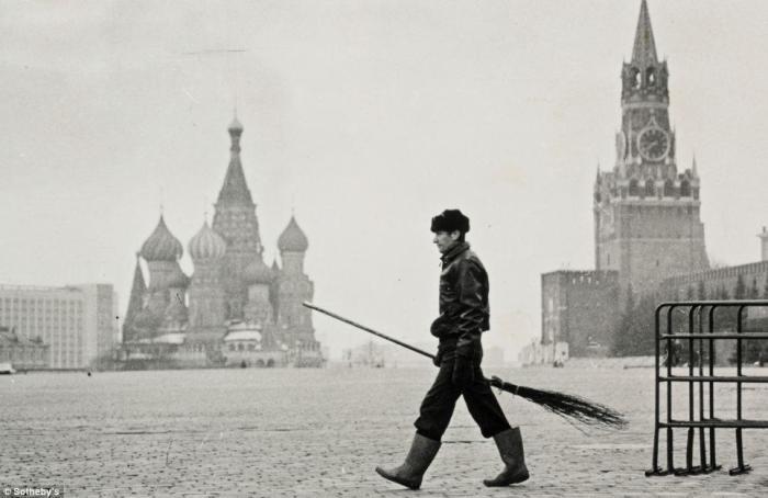 Снимок Геннадия Бодрова, сделанный в 1988-1990 годах, оценён в 2-3 тысячи фунтов стерлингов.