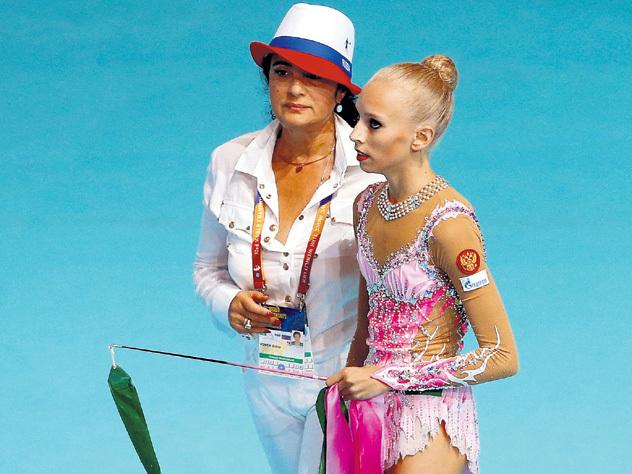 Яна Кудрявцева: Я так боялась Ирину Винер!