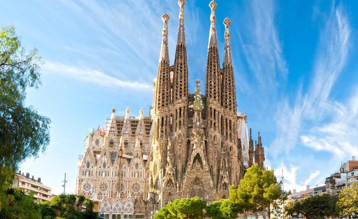 Архитектура - самый впечатляющий вид искусства