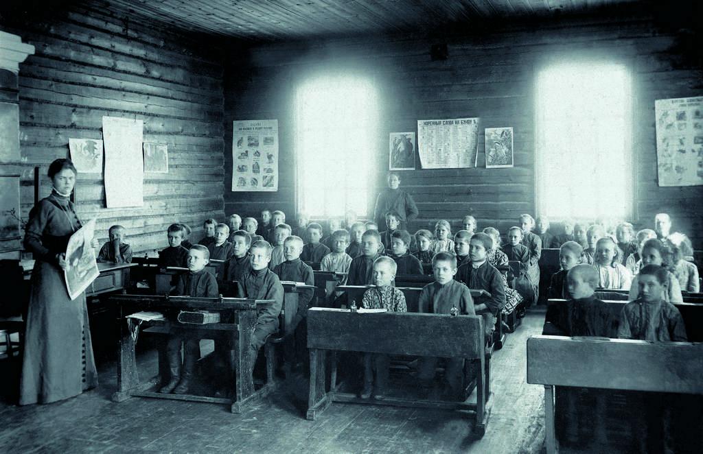 Темы детских сочинений в России 1906 года