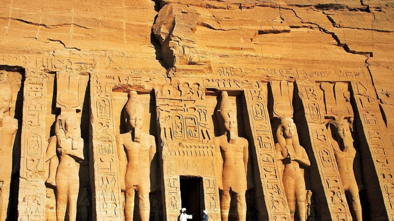 В гробницах фараонов найден древний аналог соцсети