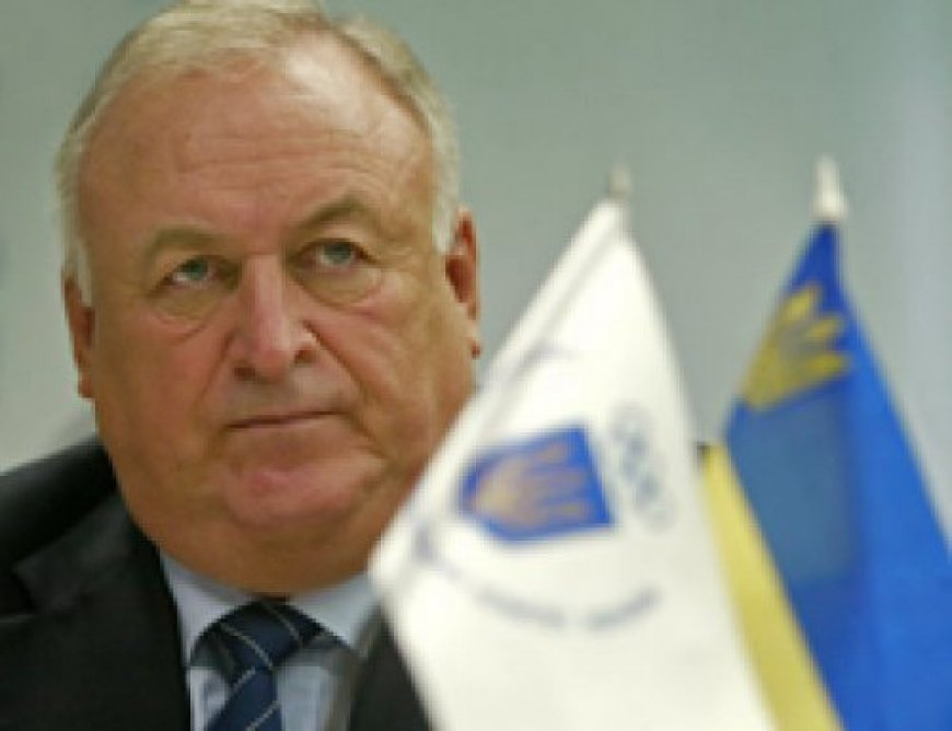 Представитель МОК от Украины…