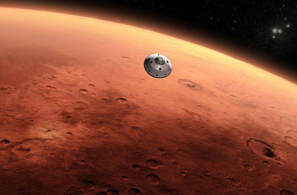 НАСА разработало технологию будущего для колонизации Марса