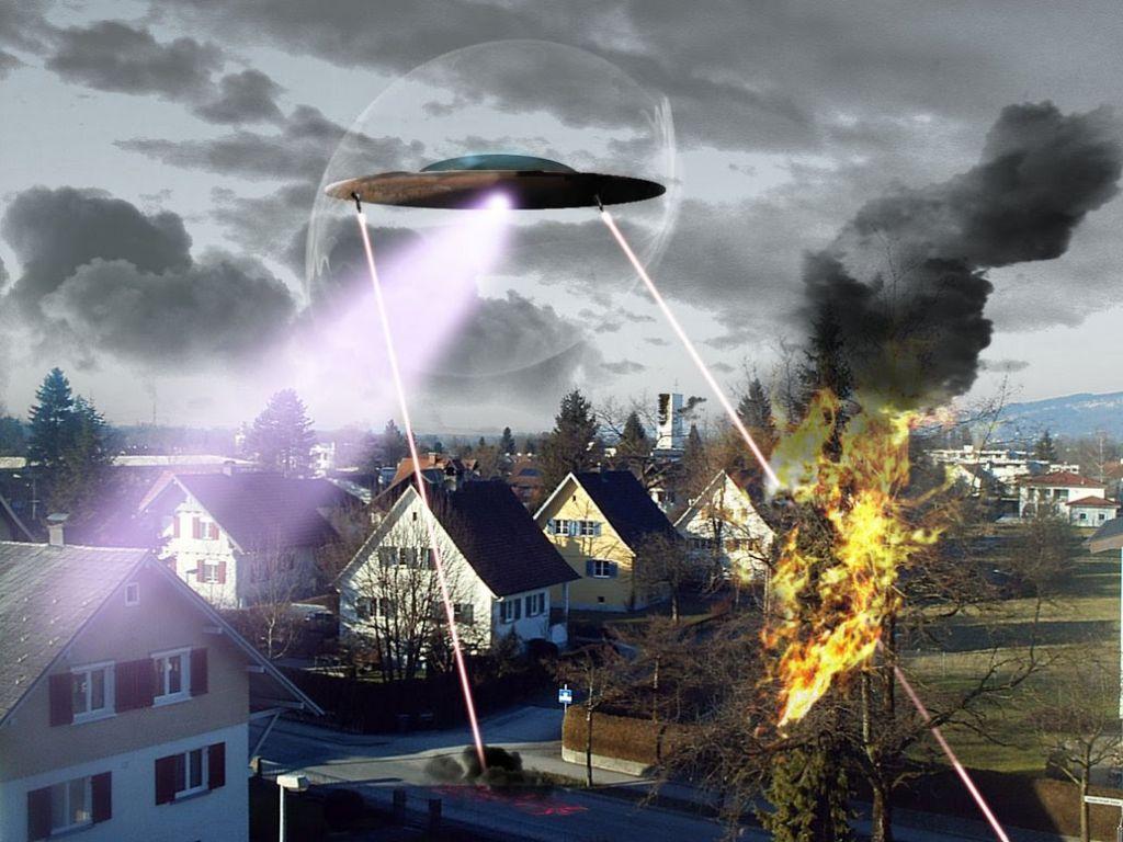 Странная кодированная голосовая почта предупреждает в Twitter о вторжении инопланетян