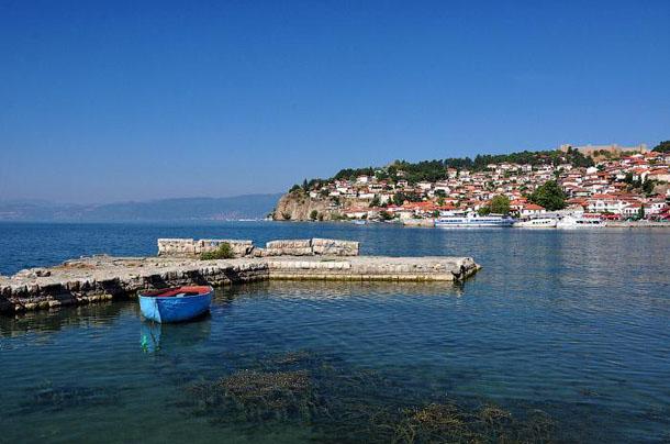 Озеро Охрид 2