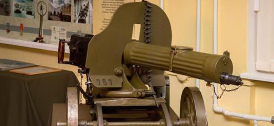 Из Украины в Россию незаконно ввозили оружие времен Великой Отечественной
