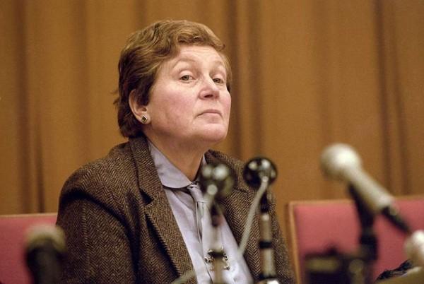 35 лет назад. Черненко и дочь Сталина