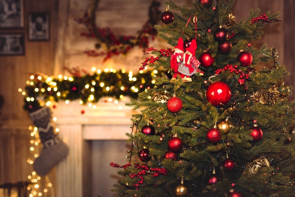 Потрясающие идеи декора новогодней елки. Вдохновляйтесь