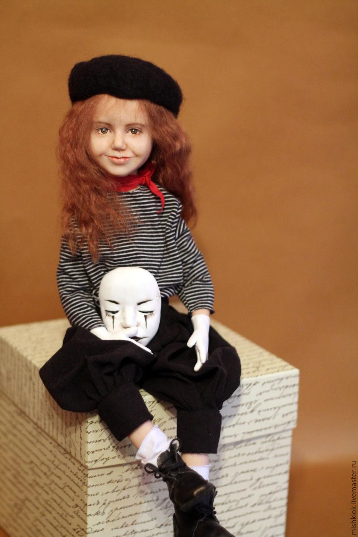Чудесные куклы с добрыми глазами: для вдохновения 4