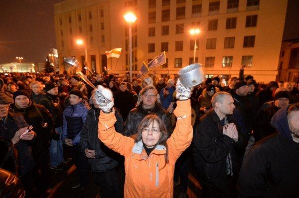 До чего митинги доведут Белоруссию