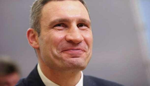 Виталий Кличко принял участие вторжественной церемонии открытия автоматического туалета