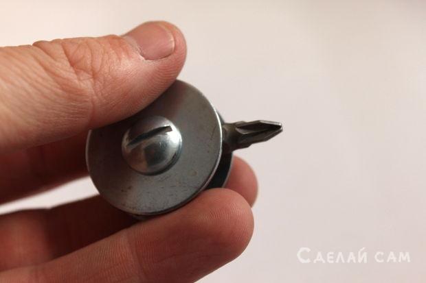 Как сделать маленькую отвертку быстро и качественно