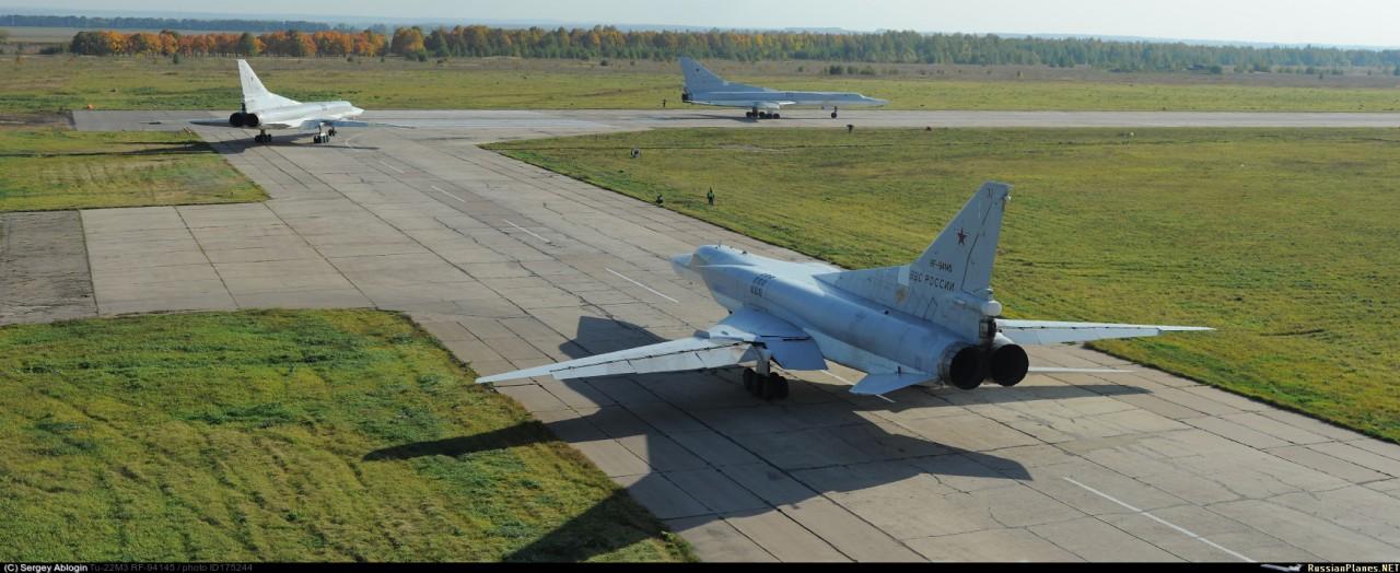 Завершено проектирование модернизированного дальнего бомбардировщика Ту-22М3М