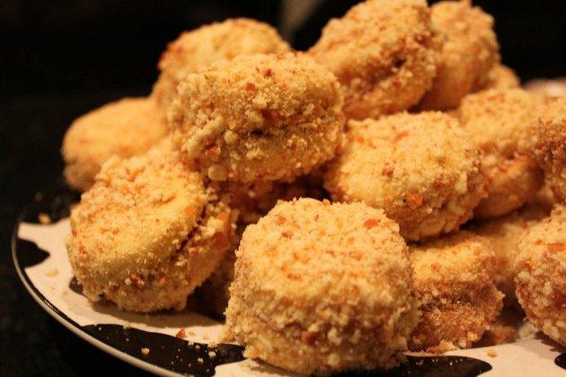 Печенье «Ёжики»