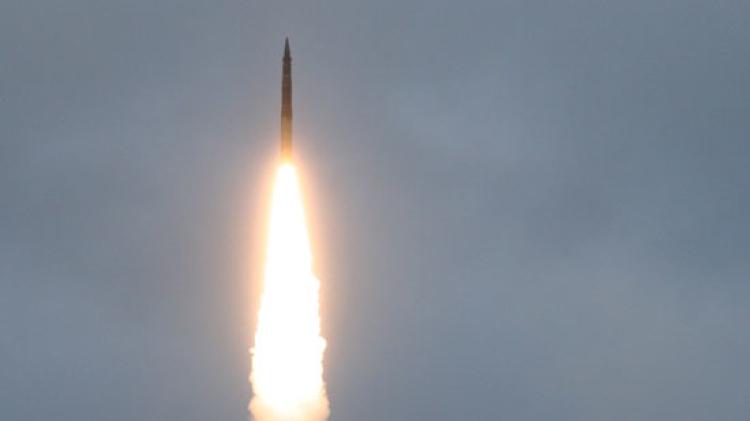 Встречайте, Тополь-М: с космодрома «Плесецк» состоялся пуск ракеты шахтного базирования