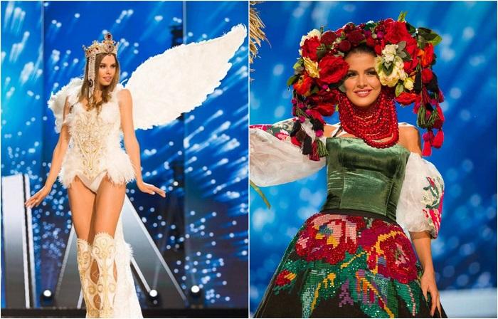 20 самых красивых и необычных национальных костюмов конкурсанток «Мисс Вселенная-2017»