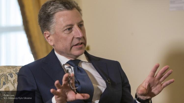 Переговоры Волкера и Суркова…