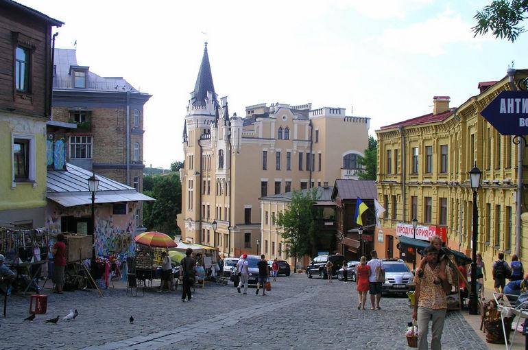 Мистические места Киева (Украина)