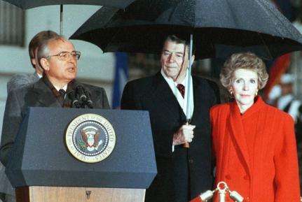 Горбачёв напомнил России и США о важности разоружения