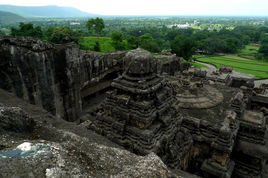 7914855850 6a5c44f02d b Уникальный храм Кайласанатха