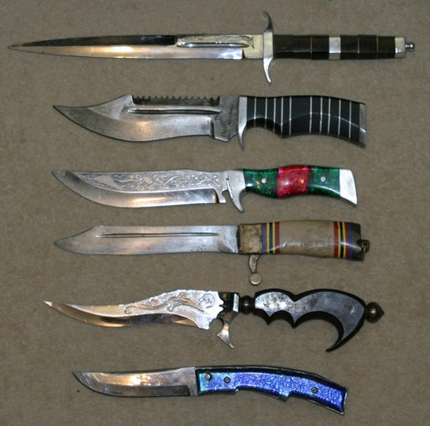 Ножи Норильлага