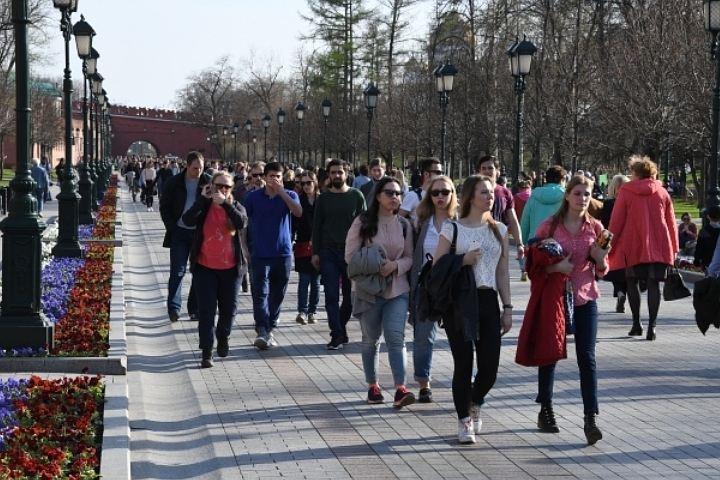 К концу недели в Москве потеплеет до +15 градусов