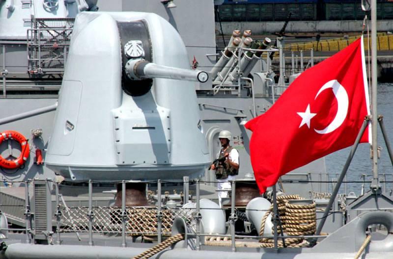Турция собирается оспорить м…