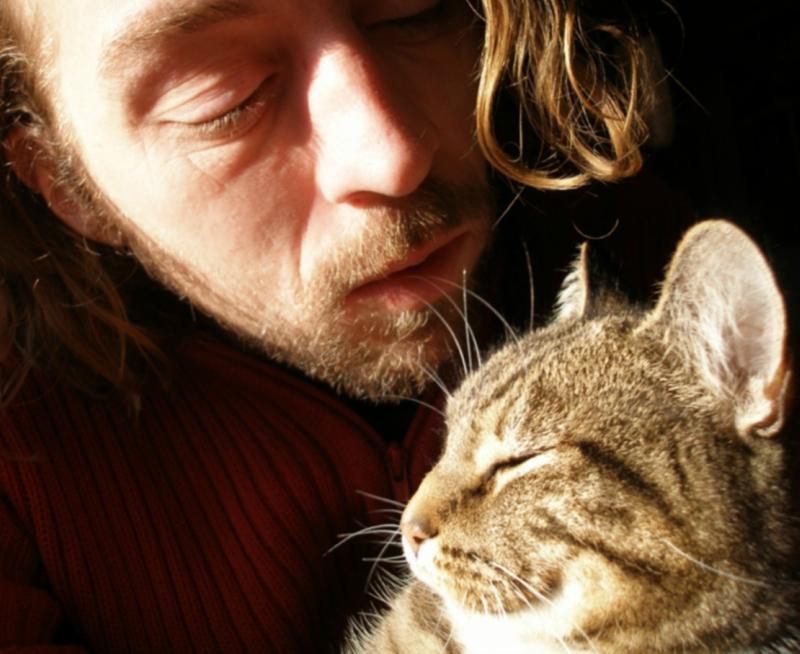Фотограф и Кот в Стране Чудес