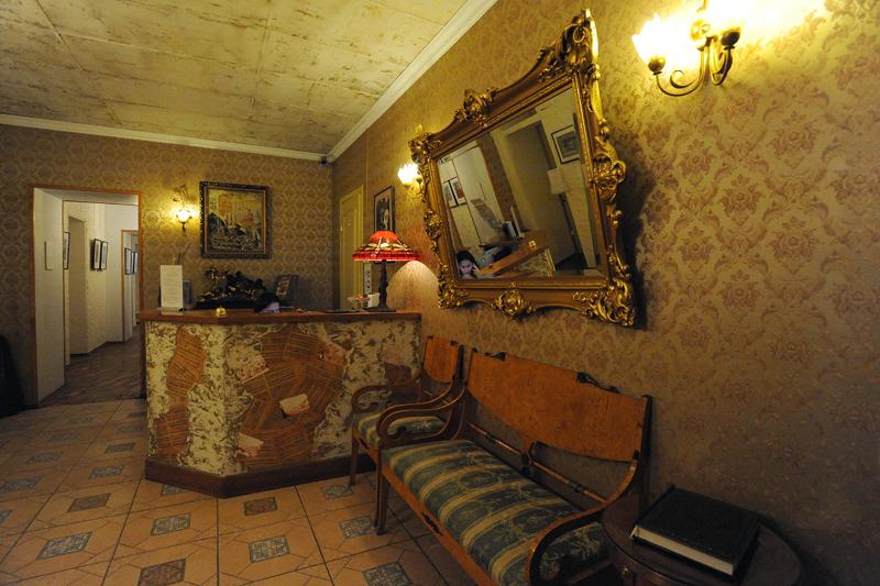 Самые интересные и необычные отели санкт-петербурга