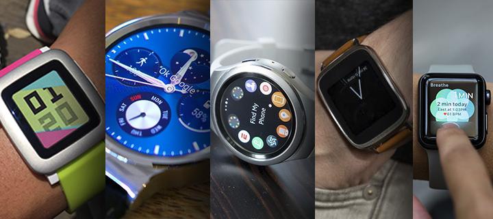 Лучшие умные часы 2016 года: ТОП-5 по версии smartwatchpro