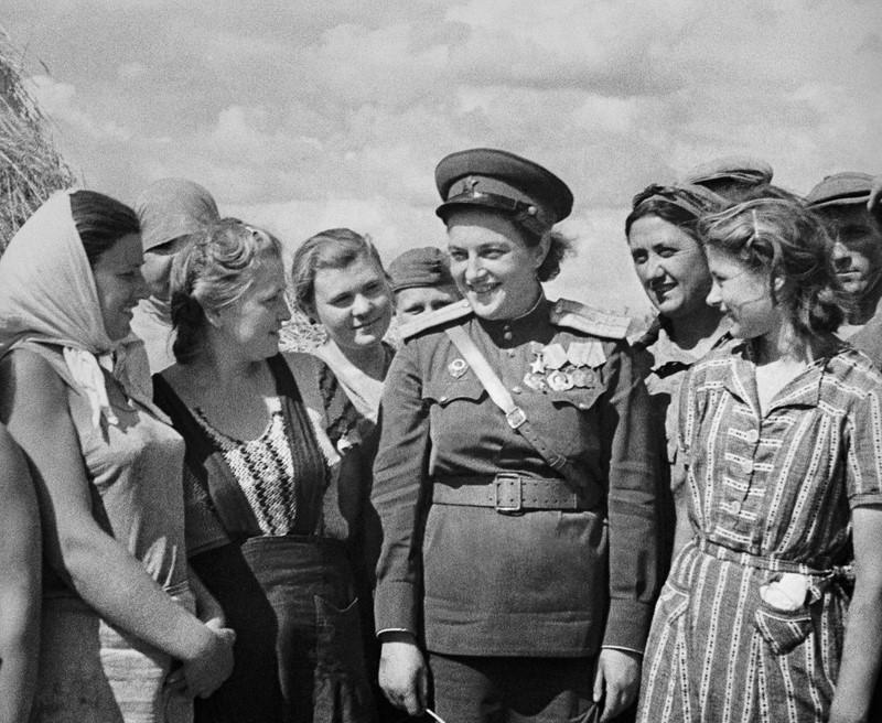 Вот так поступали нацисты с пленными советскими женщинами