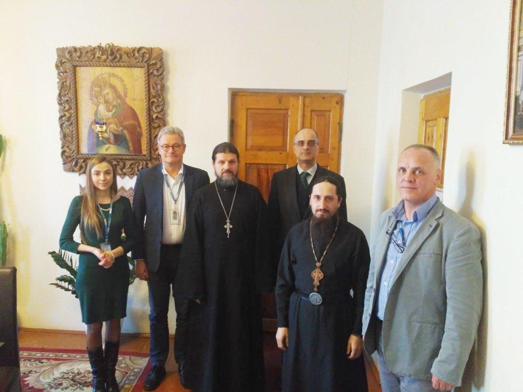 ОБСЕ инициирует переговоры между Московским и Киевским патриархатом Украинской Православной Церкви