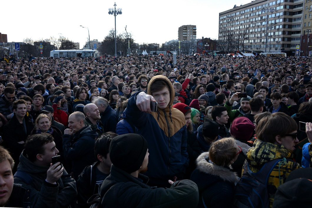Роскомнадзор потребовал удалить с сайтов информацию о незаконной акции 2 апреля