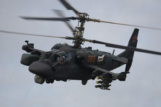 Минобороны рассекретило результаты испытаний вертолета Ка-52К «Катран»
