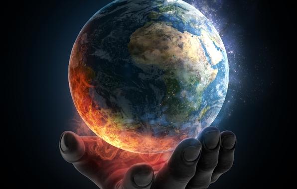 Картинки по запросу земной шар на ладони