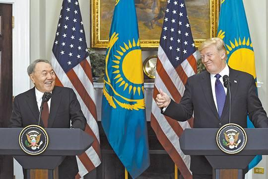 Коварство Елбасы. От кого ищет защиты за океаном Нурсултан Назарбаев?