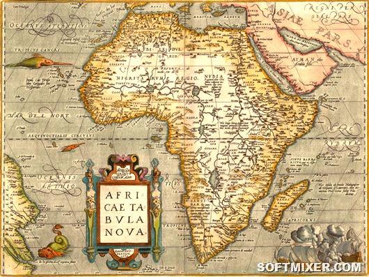 Любопытно об Африке