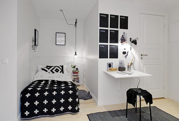 30 идей, которые увеличат вашу маленькую спальню