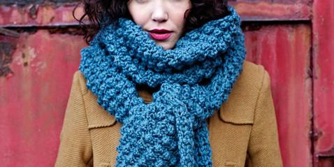 100 нужных вещей: шарф
