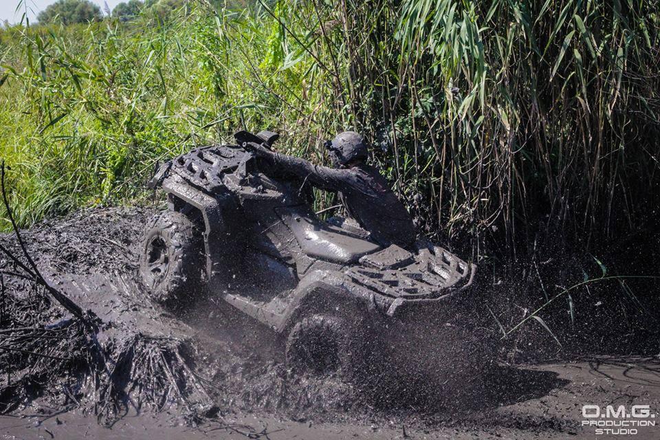 Все авто одной грязью мазаны