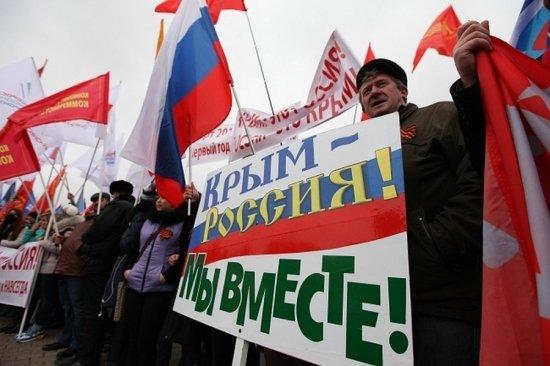Немецкий политик призвал Запад снять санкции с России из-за Крыма